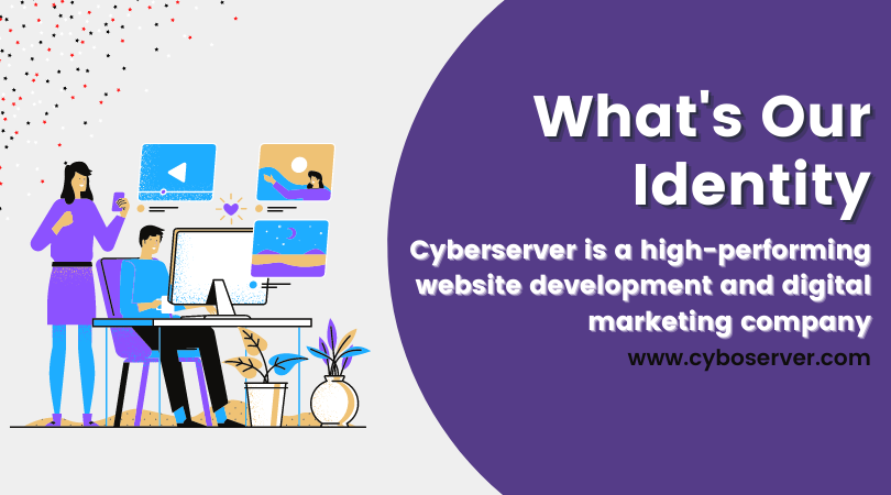 cyboserver is a high-performing website development and digital marketing company in Delhi, India